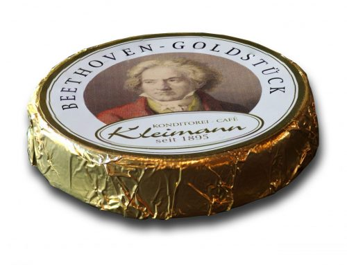 Beethoven is our gold piece