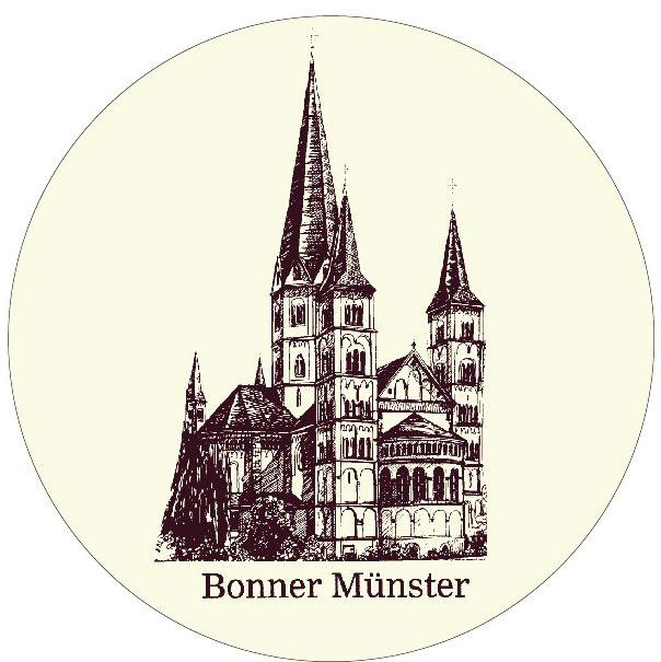 Die Bonner Münster Praline