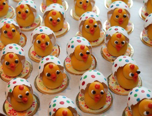 Ostern in der Konditorei
