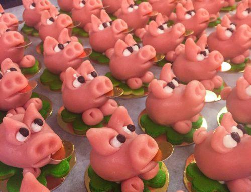 Schweinchen, Glückspilz und Altes Eisen